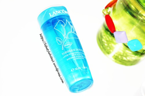 Softening Hydrating Toner, Lancome, Tonique Douceur , Lotion Hydratante Adoucissante