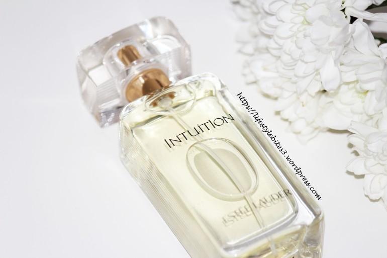 Estee Lauder, Intuition, eau de parfum, perfume, fragrance, Valentine's day ideas